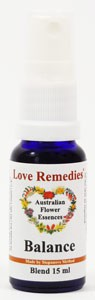 Love Remedies Balance Vitalspray